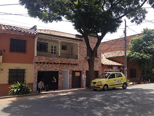 house in Medellin
